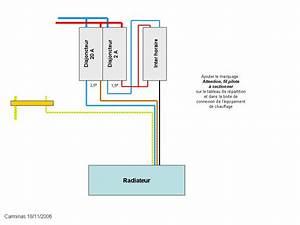 Thermostat Pour Seche Serviette Electrique : branchement seche serviette electrique ~ Premium-room.com Idées de Décoration