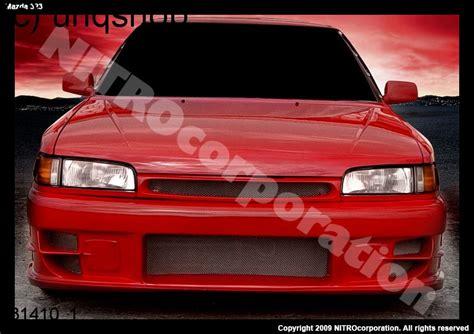 Front Bumper Mazda 323 Bg