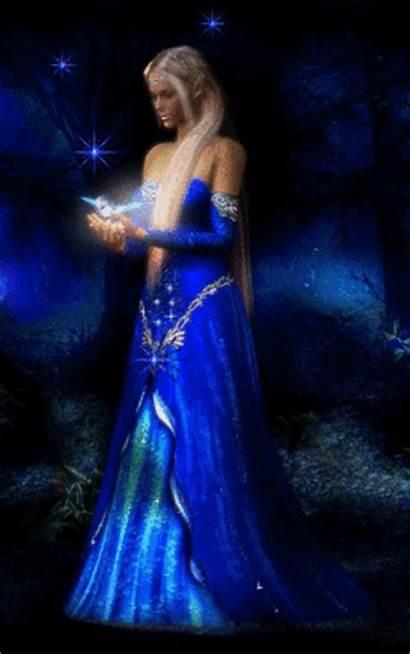 Lady Fantasy Gifs Glitter Fanpop Corll Dean