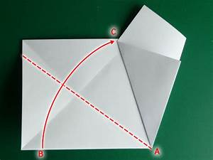How To Cut A Pentagon From A Square  Origami Trick