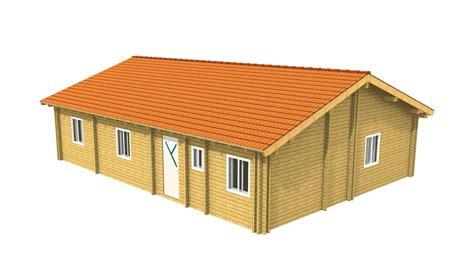 maison bois massif en kit classique maison bois en kit