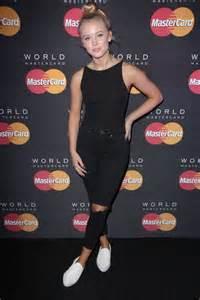Rihanna Red Carpet Grammys by Zara Larsson 2016 Grammys Radio Row Day 2 03 Gotceleb