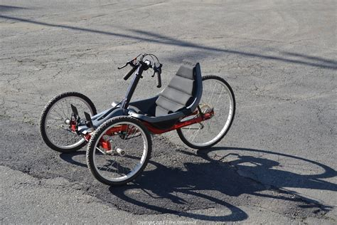 Thunder Trike 3 Wheel Handicap