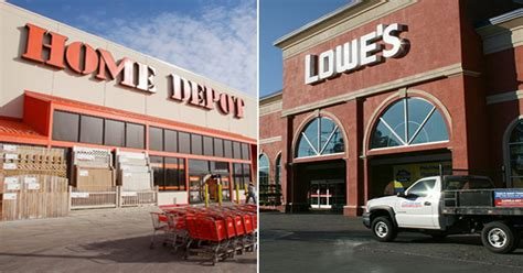 Home Depot L by Cramer On Lowe S Vs Home Depot I M Changing My Opinion