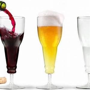 Verres à Biere : verre bi re magique renvers ~ Teatrodelosmanantiales.com Idées de Décoration