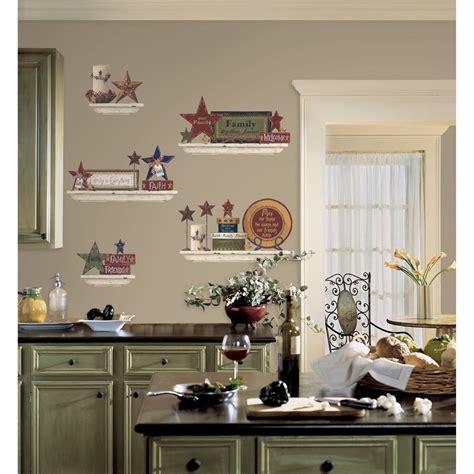 Country Kitchen Wall Decor Ideas  Kitchen Decor Design Ideas