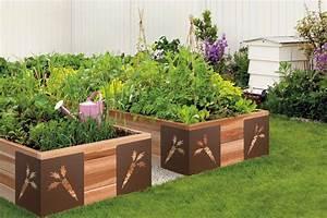 Test Tuak Bg Anto  Raised Garden Beds Against Fence Designs