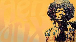 Jimi Hendrix Music Quotes Wallpaper Wallpaper | WallpaperLepi