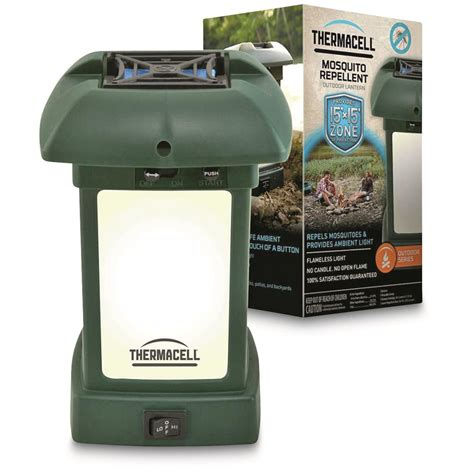 thermacell mosquito repellent outdoor lantern thermacell mosquito repellent lantern 184360 pest