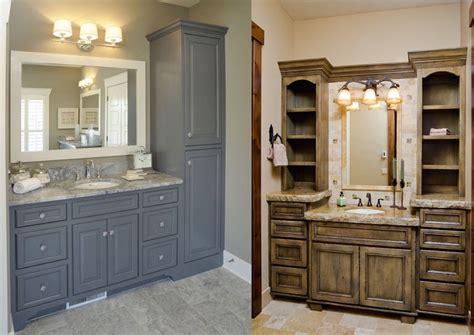 bathroom cabinet ideas 25 traditional bathroom cabinet ideas to try