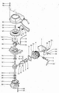 Craftsman Gamefisher Outboard Motor 3 0 H P  Parts