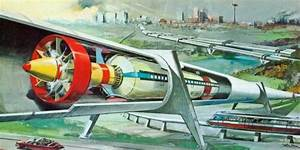 History Of The Hyperloop And Pneumatic Tubes As Transportation