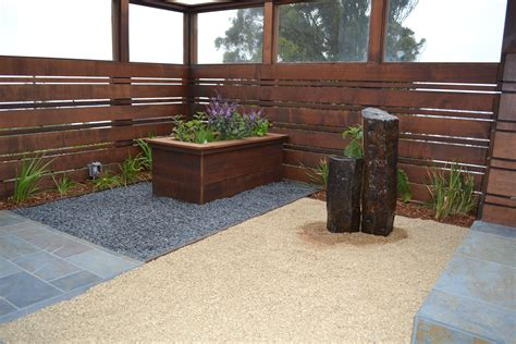 modern zen garden drought tolerant landscape experts