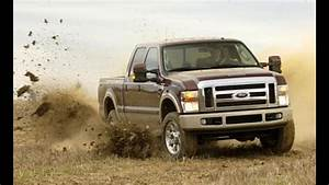 2008 Ford F-250 Super Duty King Ranch