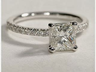 wedding ring placement engagement ring