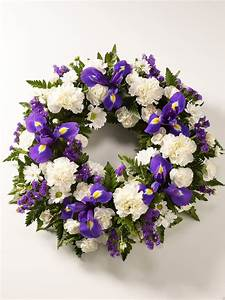 Tribute Wreath | Sympathy Flowers | Funeral Flowers ...