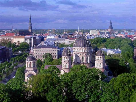 Latvia holidays packages city breaks