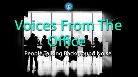 Coffee Shop Background Noise Quot Voices From The Office Quot Talking Asmr Office Sound