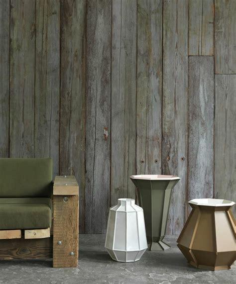 Holz Tapete Schlafzimmer by Tapete In Holzoptik 24 Effektvolle Wandgestaltungsideen