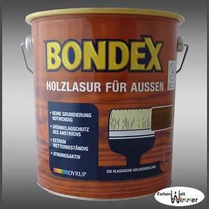 Holzlasur Farben Aussen : farbenwelt wimmer bondex holzlasur f r aussen ~ A.2002-acura-tl-radio.info Haus und Dekorationen
