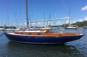 1968 Hinckley Pilot 35 Custom Sail Boat For Sale Www