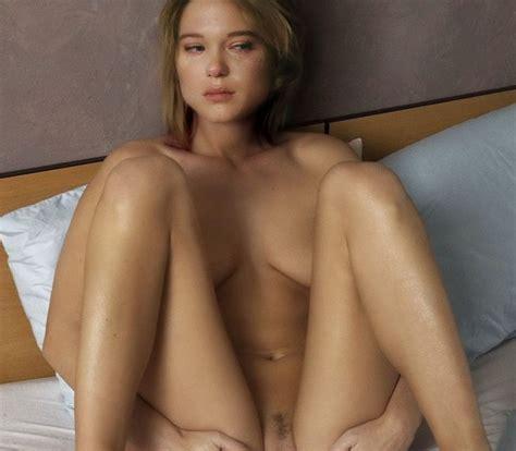 Lea Seydoux Nude Photo Sexy Things Pinterest