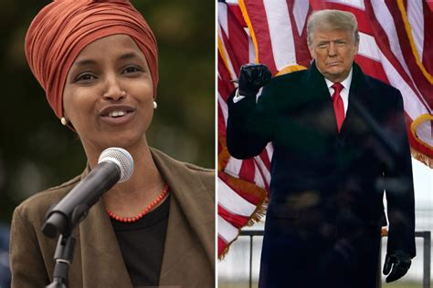 Trump could face impeachment charges TODAY says Ilhan Omar ...