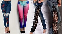 Image result for pic young girl in designer jeans