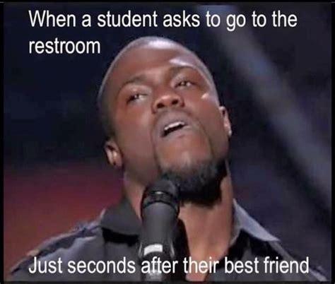 teacher meme bathroom breaks faculty loungers gifts
