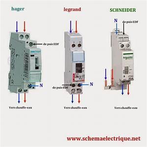 Store Jour Nuit Electrique : sch ma electrique contacteur jour nuit branchement d ~ Edinachiropracticcenter.com Idées de Décoration