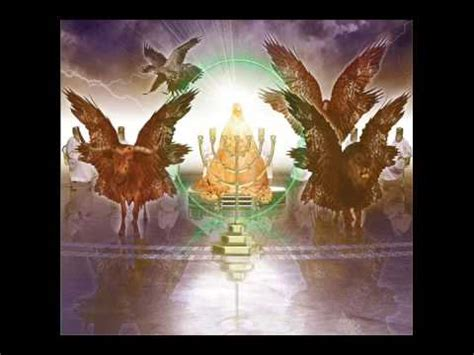 revelation chapter church  heavenliving creatures
