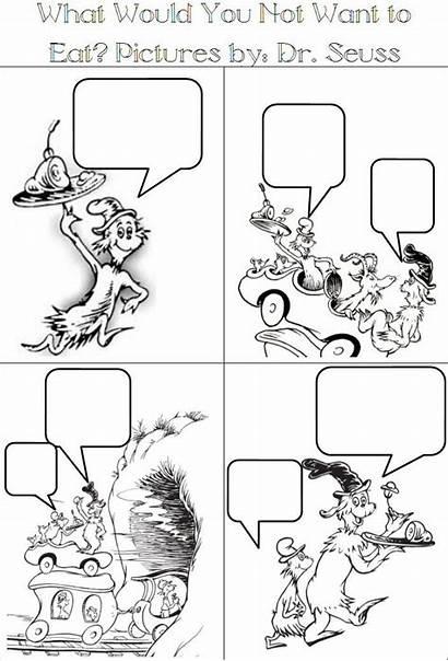 Comic Strips Seuss Dr Bubbles Speech Adventures