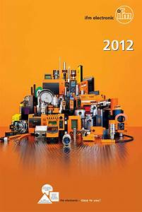 Ifm General Catalogue English 2012 111220 Catalog