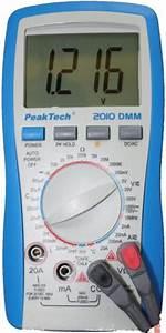 Spannung Messen Multimeter : spannung messen ~ A.2002-acura-tl-radio.info Haus und Dekorationen