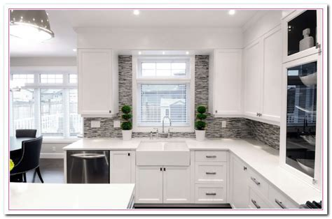 A Guide On How To Design Your White Themed Kitchen   Home
