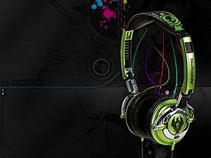 Headphones Wallpaper and Background | 1600x1200 | ID:76307