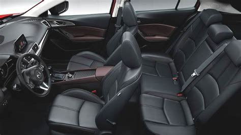 mazda   dimensions boot space  interior