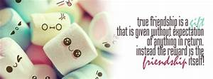 True Friendship Cover - 50 Best Facebook Cover Photos