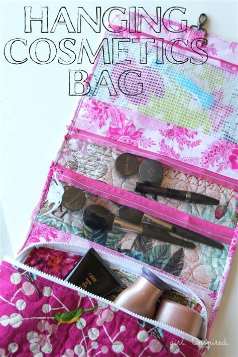 hanging cosmetics travel bag hanging cosmetic bag diy bag  zipper toiletry bag