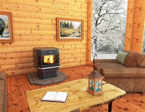 The Best Home Decor For Small Spaces: Find The Best Pellet Stove For Your Home