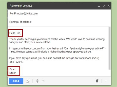 2 easy ways to write business emails wikihow