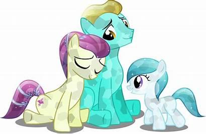 Crystal Pony Deviantart Mlp Vector Ponies Brony