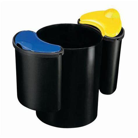 poubelle de bureau tri selectif poubelle de tri pour bureau 16 l manutan fr