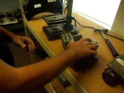 abs module repair removing  abs pump   abs