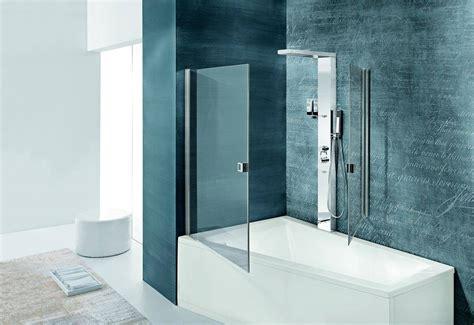 doccia su vasca da bagno divisorio doccia su vasca da bagno