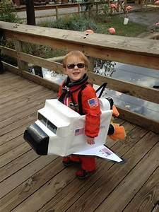 Space Shuttle Costume DIY - Pics about space