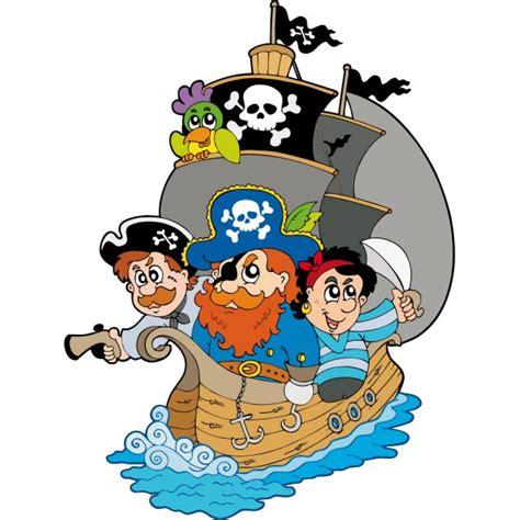 d oration chambre pirate sticker enfant bateau et déco stickers