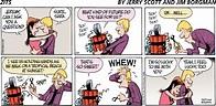 Smoking Cool Cat: Wednesday Comics: Zits Comics