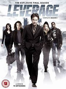 Leverage: Complete Season 5 Review - All Good Things ...