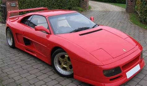sale twin turbo ferrari  ts  koenig gtspirit